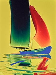 Mellow Sailing by Duncan MacGregor - Original Painting on Board sized 9x12 inches. Available from Whitewall Galleries